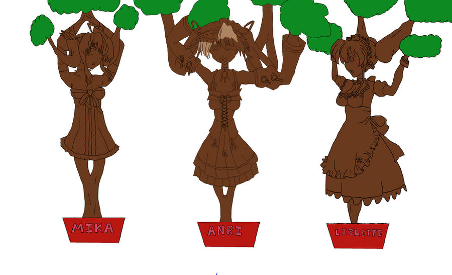 R: Mika Anri Lizlette trees v1