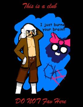Brain Burner by Girl Kirby