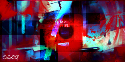 abstract from my mind by DeCoOdIf