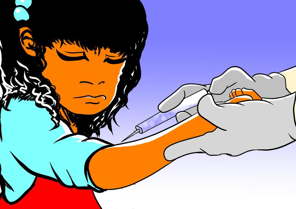Vaccine by Fraescanvas