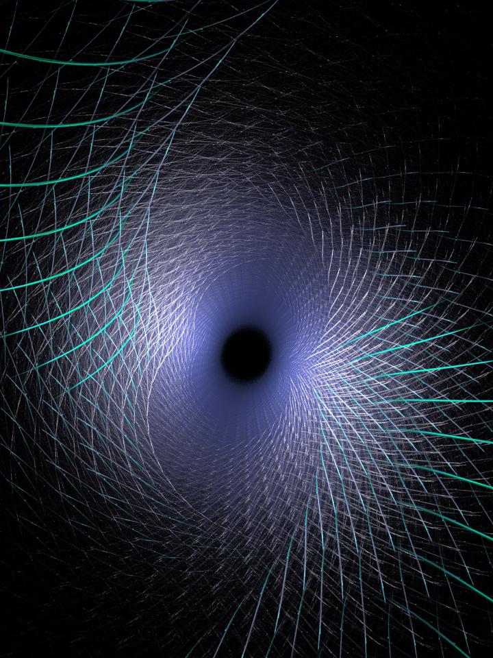 Void1 by algorias
