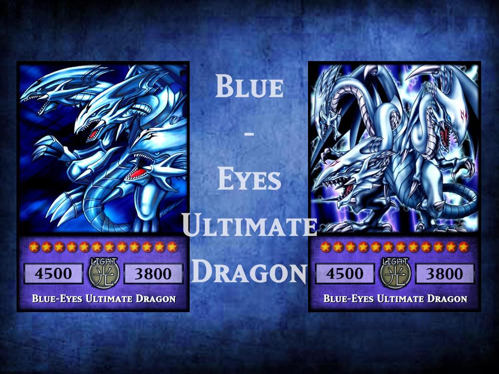 blue eyes ultimate dragon by kogadiamond1080 on deviantart