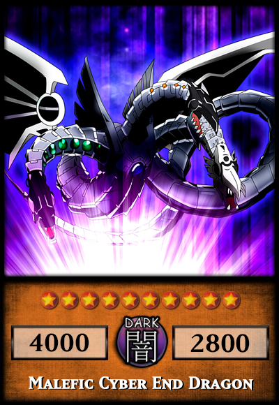 Malefic Cyber End Dragon 3 By Kogadiamond1080 On Deviantart