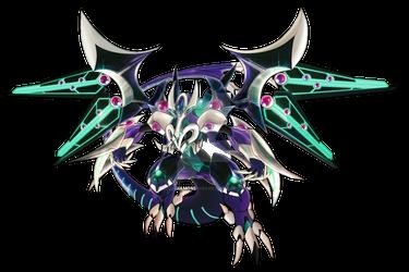 Dark Anthelion Dragon - [Full Render]