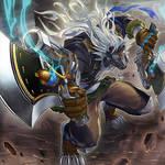 Tribrigade Lugal the Silver Bullet [Artwork]