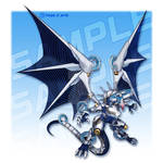 Firewall Dragon [3rd Artwork] - Full Render by KogaDiamond1080