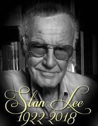 RIP-Stan Lee by HanakoFairhall