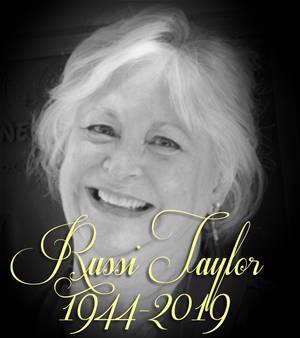 RIP-Russi Taylor