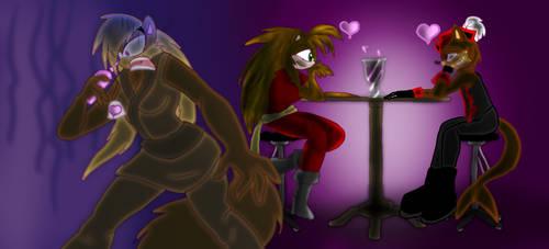 COM-'Accidental love potion'