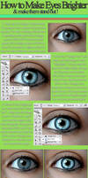 How to Make Eyes Brighter