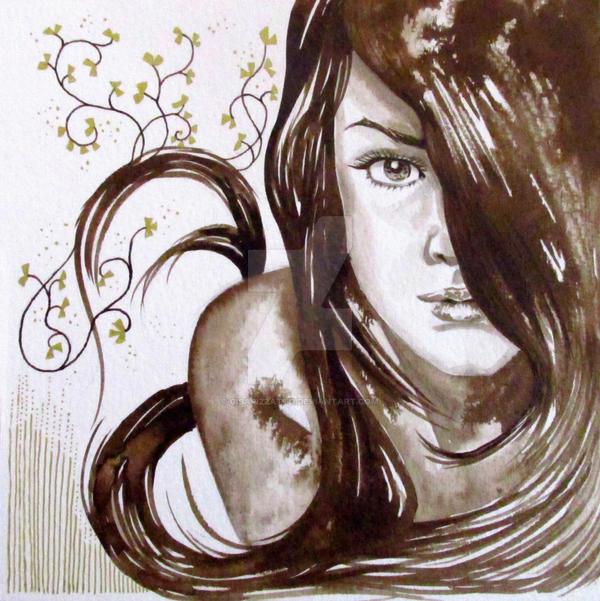 Velvet Honey Whistle by GisaPizzatto