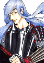 Masamune Date - Commission