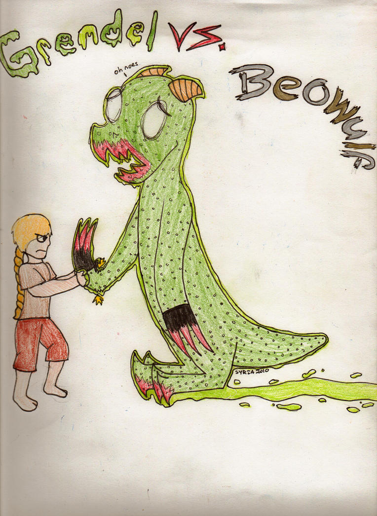 grendel vs beowulf comparison 2018-5-17  macbeth vs beowulf - essay - 858  beowulf & grendel  of gawain and beowulf home » literature » poetry » literary character comparison of gawain and beowulf.