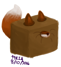 Box Fox by Pokeninja5665