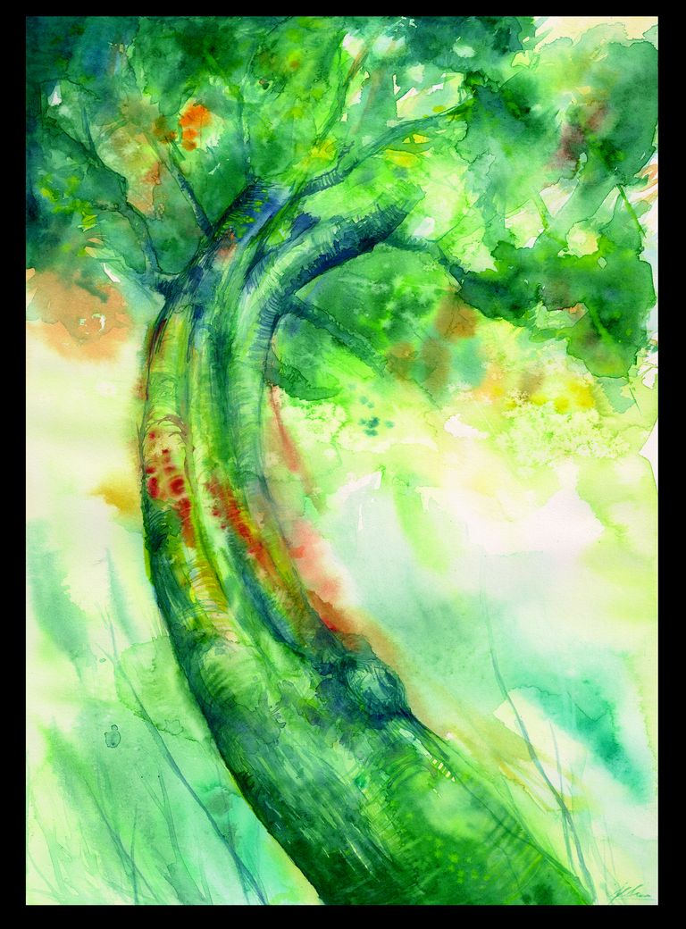 Green by DeepBlueEyesz