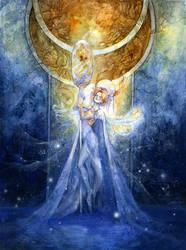 Angel by DeepBlueEyesz