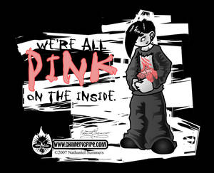 We're all PINK on the Inside