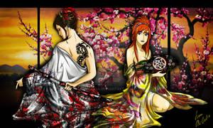 Memoirs of Geisha (April Karai tmnt2012)