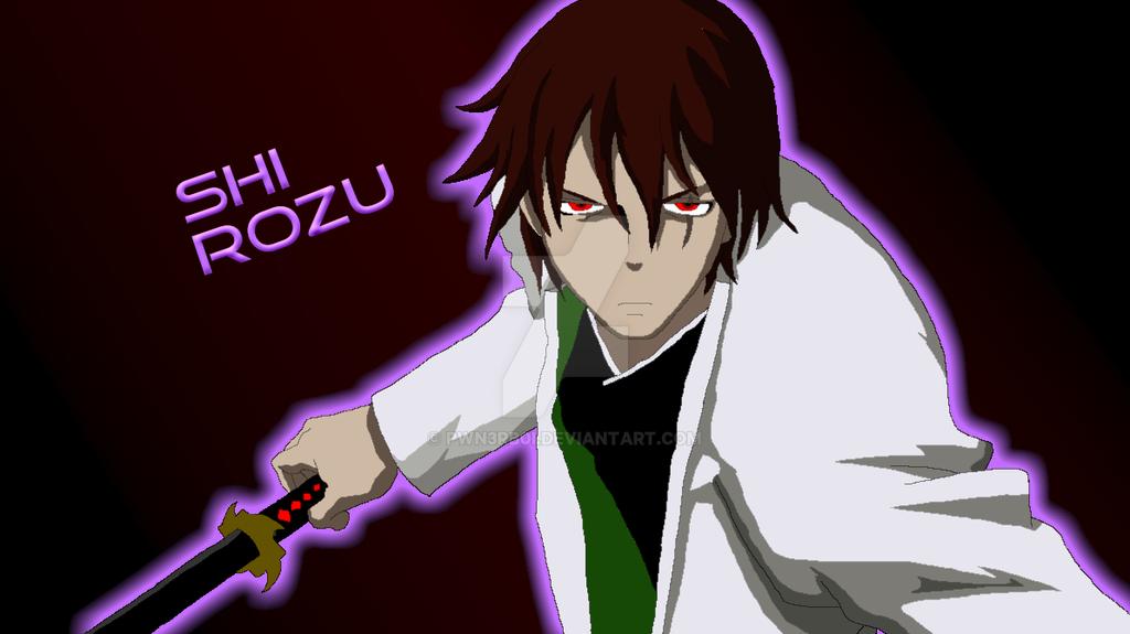 Shi Rozu - Re-drawn. by Pwn3rb0i