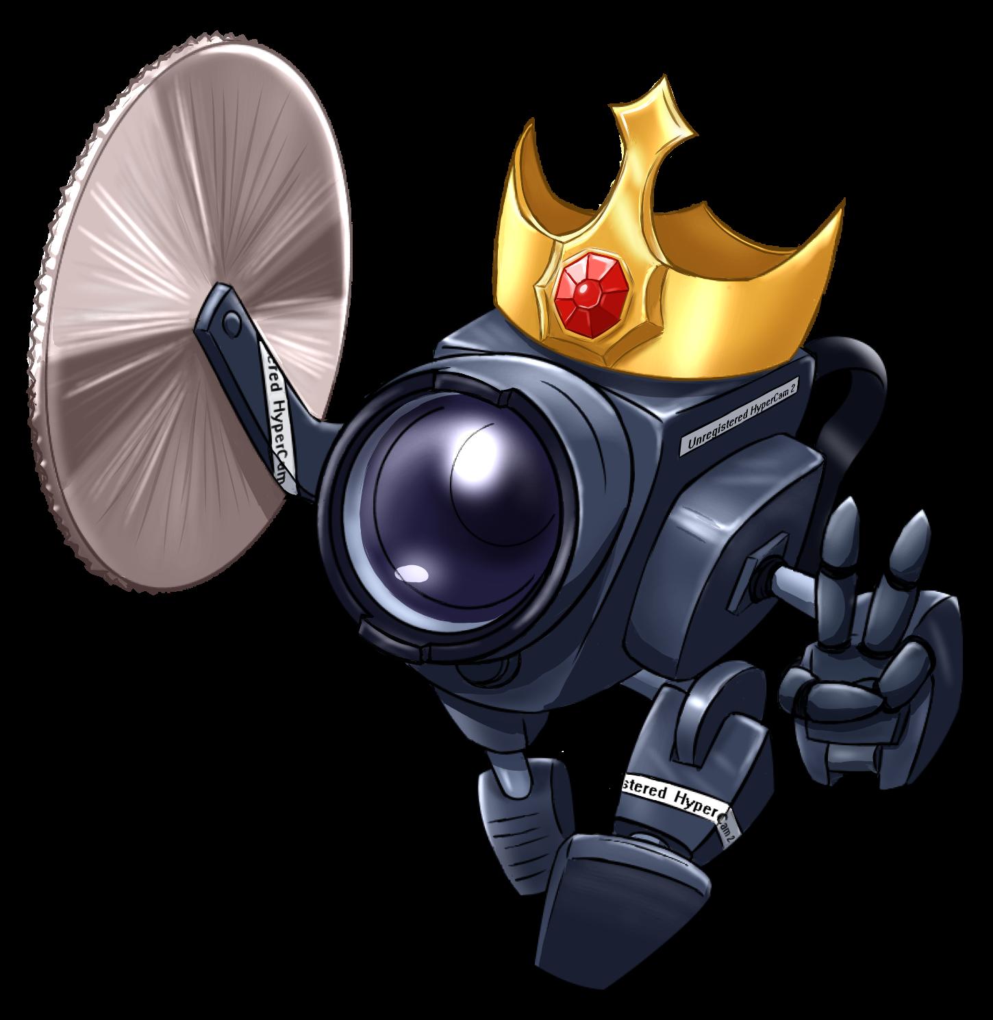 KING HYPERCAM by Secksy-sensei on DeviantArt