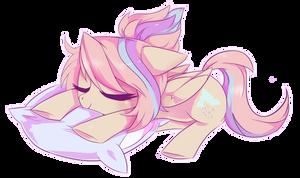 Sleepy Sweet Skies by Sorasku