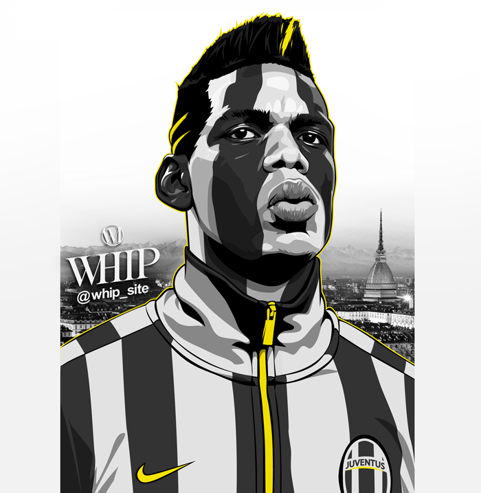 Pogba Juve WHIP By Souliers On DeviantArt