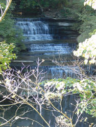 Big Clifty Falls by Lady-Xythis
