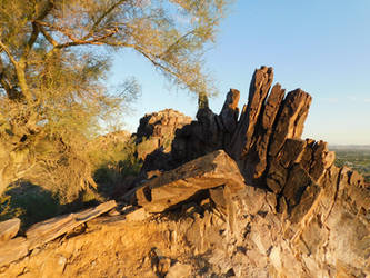 AZ - Outcrop by Lady-Xythis