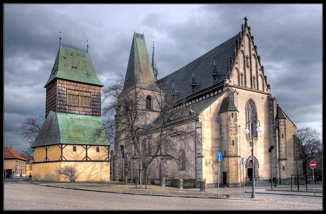 St. Bartholomew by Dorcadion