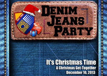 Christmas Party Poster by chrysler080490
