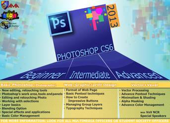 Photoshop Seminar 2013 by chrysler080490