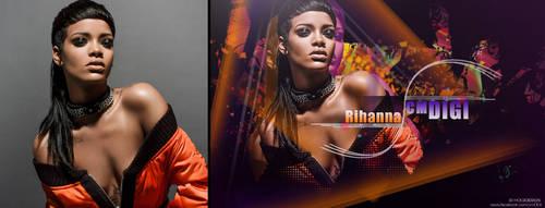 Rihanna 2014 by chrysler080490