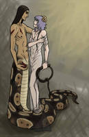 Prince Lindworm by SlitherAsh