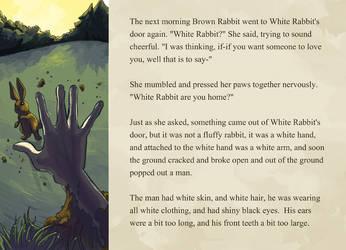 Brown Rabbit White Rabbit page 9 by MySweetPhantom