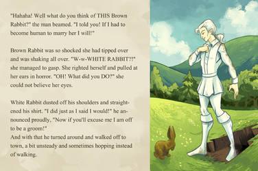 Brown Rabbit White Rabbit Page 10 by MySweetPhantom