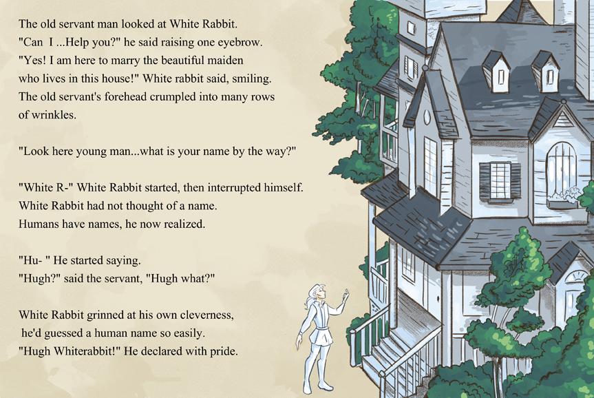 Brown Rabbit White Rabbit Page 12 by MySweetPhantom