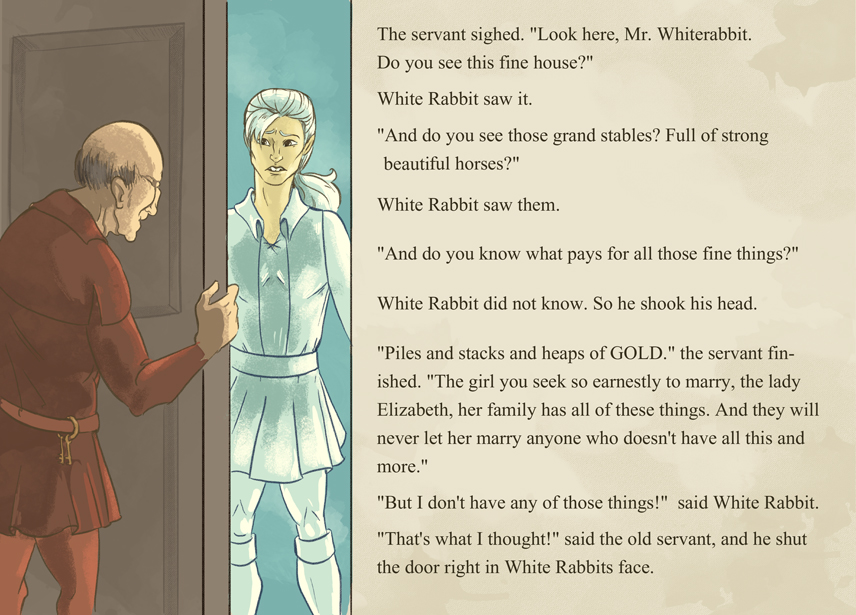 Brown Rabbit White Rabbit page 13 by MySweetPhantom