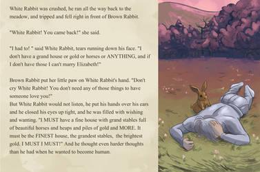 Brown rabbit white rabbit page 14 by MySweetPhantom