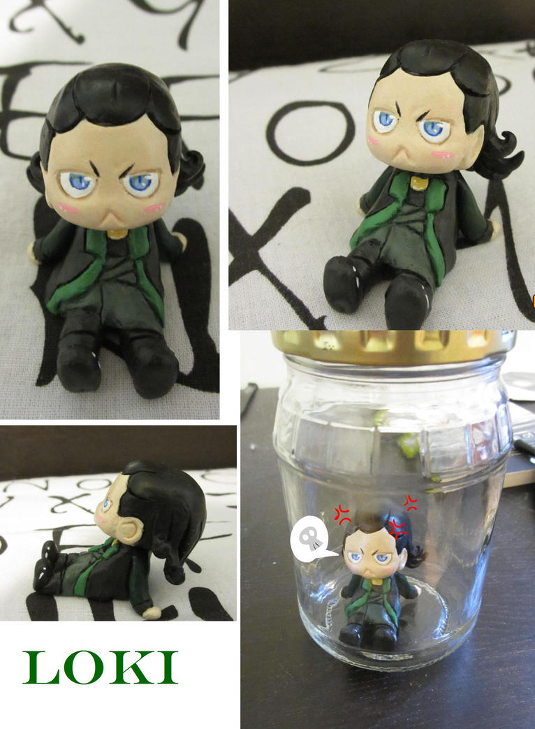 Little Loki by bunny-a-saurus-rex
