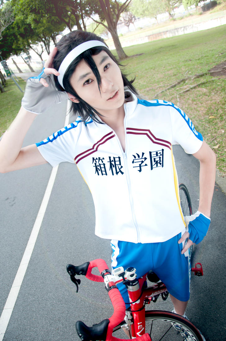 Yowamushi Pedal: Sleeping Beauty by DevilAurora