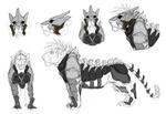 Deyna-armour concept