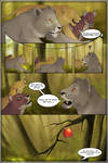 Bear Paws: Page 1 by BearlyFeline