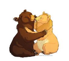 Commission-Truttle by BearlyFeline