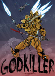 GODKILLER MECHA by TheIronShoes