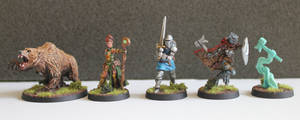 Relicblade Heroes