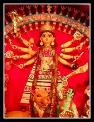 Ma Durga by sum1me