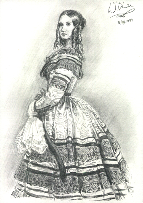 Victorian Woman By Duncansguide On Deviantart