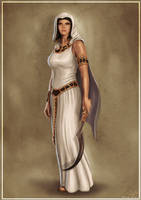 Female Character - Assassin's Creed by duncansguide