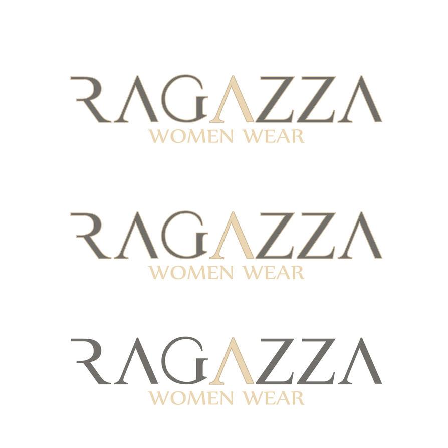 Ragazza logo by 3ESAWY