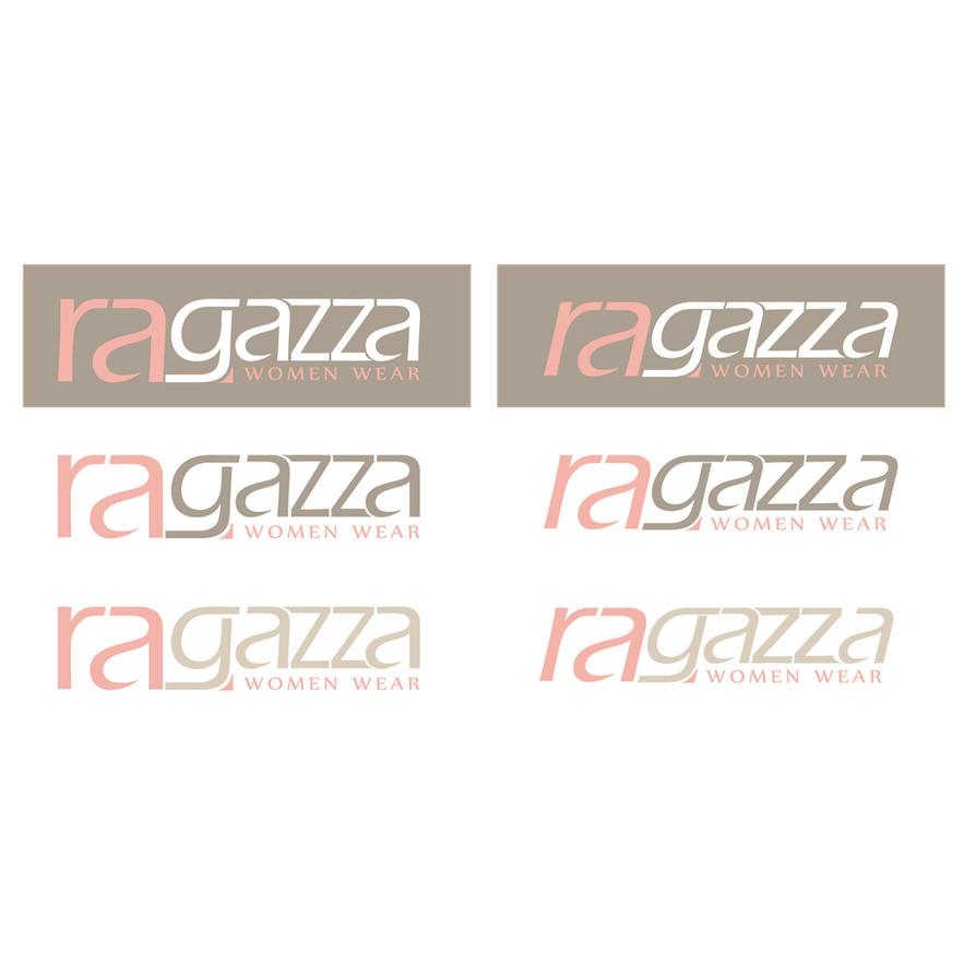 Ragazza logo 2 by 3ESAWY